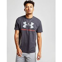 Under Armour Sportstyle Logo T-Shirt - Black - Mens