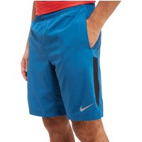 """Nike 9"""" Challenger 2-In-1 Shorts - Industrial Blue - Mens, Industrial Blue"""