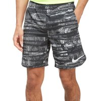 Nike Flex Print Shorts - Black - Mens, Black