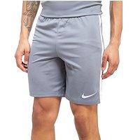 Nike Academy 17 Shorts - Grey/White - Mens