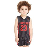Jordan Retro Kit Set Infant - Black/Red - Kids