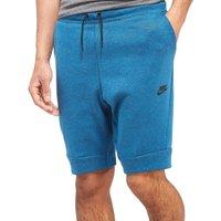 Nike Tech Fleece Shorts - Blue - Mens, Blue
