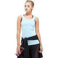 Nike Pro Hypercool Tank Top - Blue - Womens