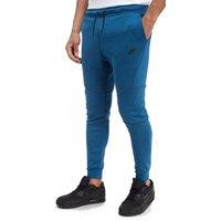 Nike Tech Fleece Pants - Industrial Blue Heather - Mens, Industrial Blue Heather