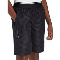 adidas Messi Swat Shorts Junior - Black/Brown - Kids