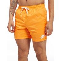 Nike Flow Shorts - Mandarin - Mens, Mandarin