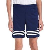 adidas Entrada Shorts Junior - Navy - Kids