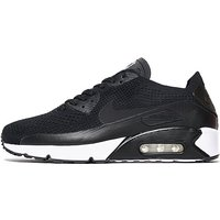 Nike Air Max 90 Ultra 2.0 Flyknit - Black/White - Mens