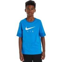 Nike Air T-Shirt Junior - Blue - Kids, Blue