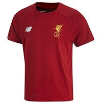 New Balance Liverpool FC Training Shirt Children - Red - Kids