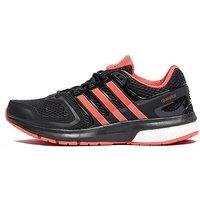 adidas Questar Boost Shoes Womens - Black/Pink - Womens