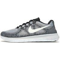 Nike Free Run Womens - Grey/White - Womens