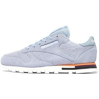 Reebok Classic Leather Pastel Womens - Charcoal - Womens