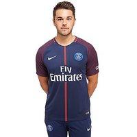 Nike Paris Saint Germain 2017/18 Home Shirt - Navy - Mens