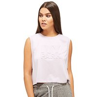 IVY PARK Embossed Crop Tank - Lilac - Womens