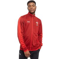 Under Armour Wales RU Track Jacket - Red - Mens