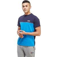 Fila Agolana T-Shirt - Blue/Navy - Mens