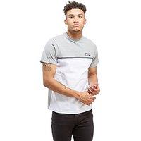Fila Agolana T-Shirt - White/Grey - Mens