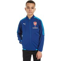 PUMA Arsenal FC 2017 Stadium Jacket Junior - Blue - Kids