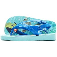 Havaianas Nemo Flip Flops Infant - Blue - Kids