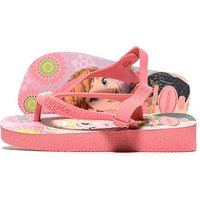 Havaianas Frozen Flip Flops Infant - Rose - Kids