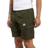 adidas Cargo Shorts - Olive - Mens