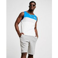 adidas Originals Firebird Tank Top - Blue/Grey/White - Mens