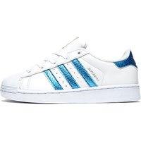 adidas Originals Superstar Children - White/Blue - Kids