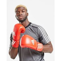 adidas AIBA Approved Boxing Gloves - Red/White - Mens