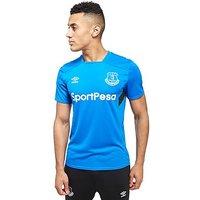 Umbro Everton FC Training Shirt - Blue - Mens