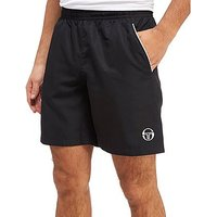 Sergio Tacchini Rob Shorts - Black - Mens