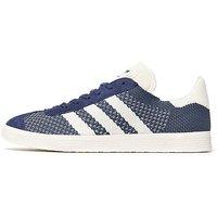 adidas Originals Gazelle - Blue/White - Mens