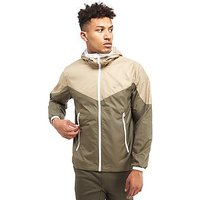 Nike Windrunner Jacket - Khaki/White - Mens