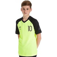 adidas Messi Icon T-Shirt Junior - Yellow - Kids