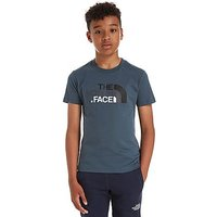 The North Face Easy T-Shirt Junior - Blue/Black - Kids