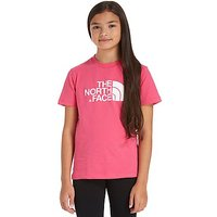 The North Face Girls Easy T-Shirt Junior - Pink - Kids