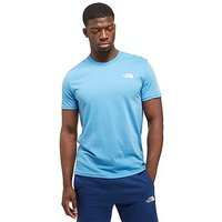 The North Face Simple Dome T-Shirt - Blue - Mens