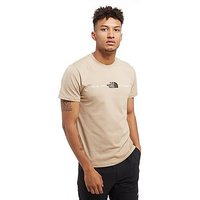 The North Face NSE T-shirt - Beige - Mens
