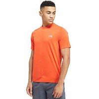 The North Face MA Reaxion T-Shirt - Orange - Mens