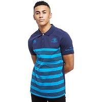 Canterbury Leinster RFC Stripe Polo Shirt - Peacoat/S - Mens