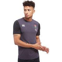 Canterbury England RFU Elite T-Shirt - Dark Grey - Mens