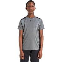 Under Armour Baseline T-Shirt Junior - Grey/Black - Kids
