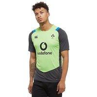 Canterbury Ireland RFU Short Sleeve T-Shirt - Green - Mens