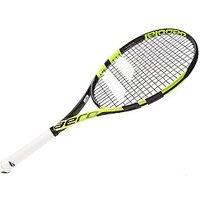 Babolat Pure Aero Team Tennis Racket - Black/Yellow - Mens