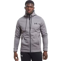 Under Armour Icon Full Zip Hoodie - Grey - Mens