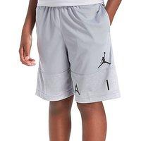 Jordan Rise Graphic Shorts Junior - Grey - Kids