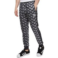adidas Originals Soccer Stripe Track Pants - Black - Mens