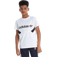 adidas Originals Trefoil Series T-Shirt Junior - White - Kids