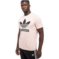 adidas Originals Trefoil T-Shirt - Pink - Mens