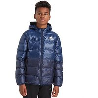 adidas Hooded Bomber Jacket Junior - Navy - Kids